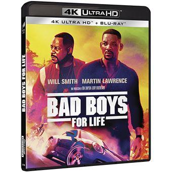 Dos policías rebeldes 3 (Bad Boys for Life) - UHD + Blu-ray
