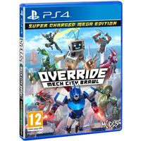Override: Mech City Brawl Edición Super Mega Charged PS4