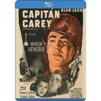 Capitán Carey - Blu-Ray