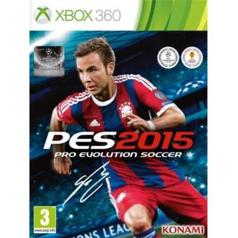 PES 2015 Pro Evolution Soccer 2015 (Day One) Xbox 360