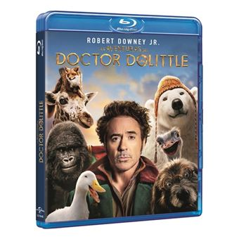 Las aventuras del Doctor Dolittle - Blu-ray