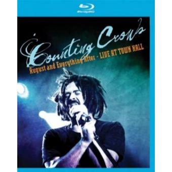August & Everything After Live (Formato Blu-Ray)
