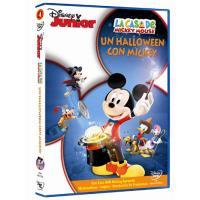 La Casa de Mickey Mouse: Un Halloween con Mickey - DVD