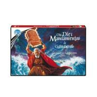 Los diez mandamientos - DVD Ed Horizontal