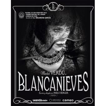 Blancanieves - Blu-Ray