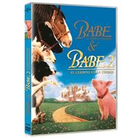 Babe el cerdito valiente 1-2 - DVD