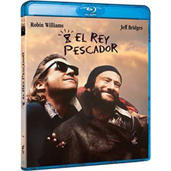 El Rey Pescador - Blu-Ray