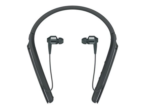Auriculares Noise Cancelling Sony WI-1000XB negro