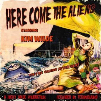 Here come the aliens - Vinilo