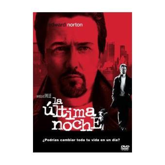 La última noche - DVD