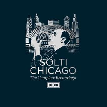 Box Set Solti: Chicago. The Complete Recordings - 108 CD