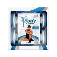 My Body Coach + 2 Mancuernas Wii