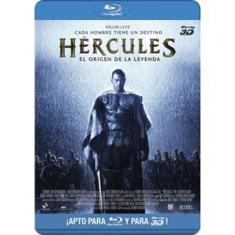 Hércules. El origen de la leyenda - Blu-Ray 3D + 2D
