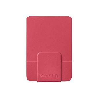 Funda Kobo Sleep Cover Rojo para Clara HD