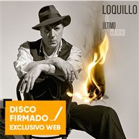 El ultimo clasico - Disco firmado