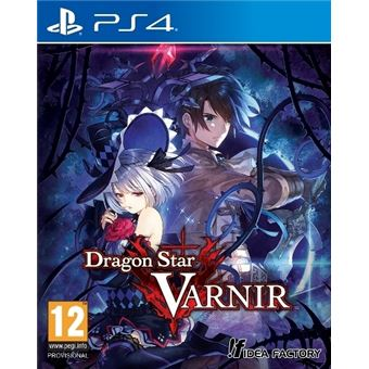 Dragon Star Varnir - PS4