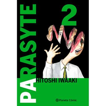 Parasyte nº 02/08