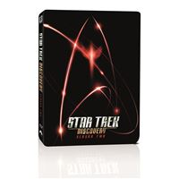 Pack Star Trek Discovery Temporada 2 - SteelBook