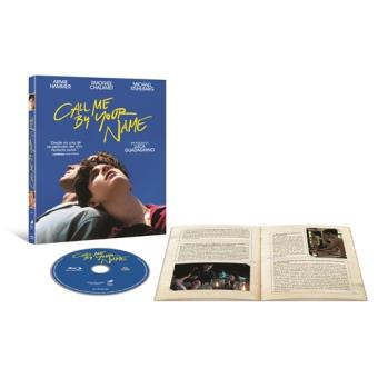 Call Me by Your Name (Llámame por tu nombre) - Exclusiva Fnac - Blu-Ray