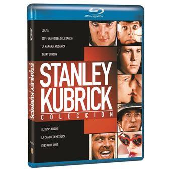 Pack Kubrick - Blu-Ray