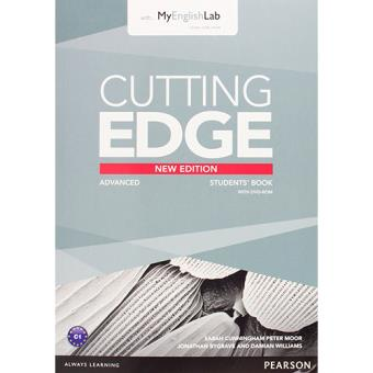 Cutting Edge: Advanced. New Edition. Students' Book + DVD