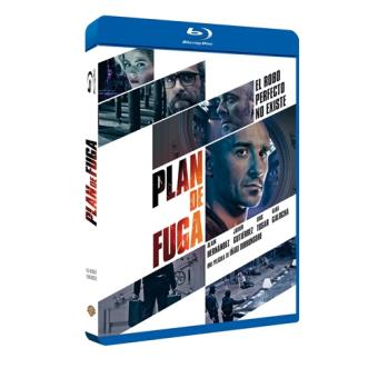 Plan de fuga - Blu-Ray