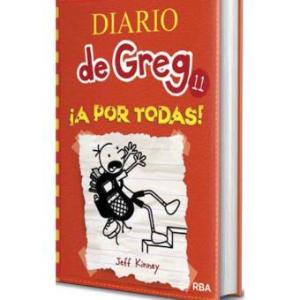 Diario de Greg 11 -  ¡A por todas!