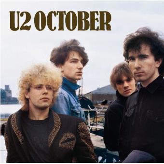 October - Vinilo