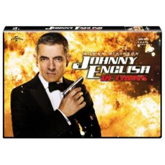 Johnny English Returns - DVD Ed Horizontal