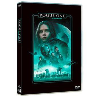 Rogue One. Una historia de Star Wars - DVD