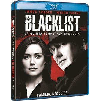 The Blacklist - Temporada 5 - Blu-Ray