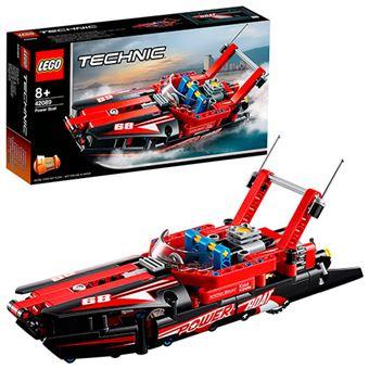 LEGO Technic Lancha de competición