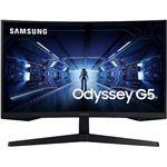 Monitor gaming curvo Samsung Odyssey G5 LC32G55TQWU 32'' WQHD 144Hz