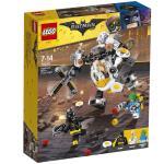 LEGO Batman - Guerra de comida contra el robot de Cabezahuevo
