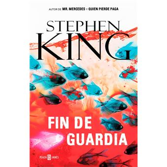 Fin de guardia (Trilogía Bill Hodges 3)