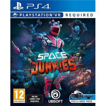 Space Junkies - VR PS4