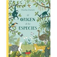 El origen de las especies de Charles Darwin