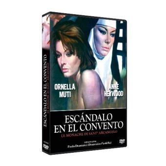 Escándalo en el convento - DVD