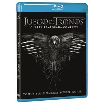 Juego de tronos - Temporada 4 - Blu-Ray