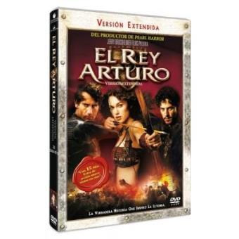 El rey Arturo. Versión extendida - DVD