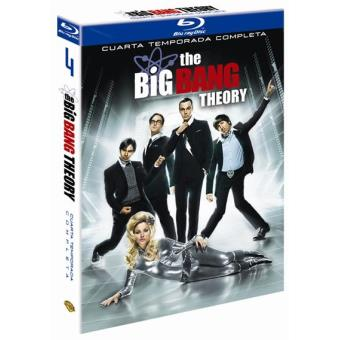 The Big Bang TheoryThe Big Bang Theory - Temporada 4 - Blu-Ray