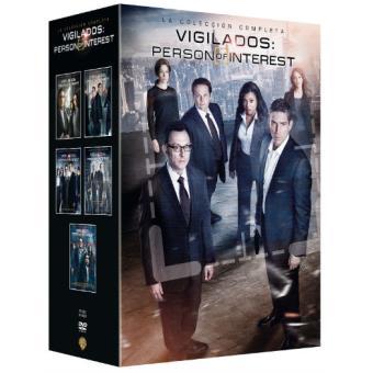 Pack Vigilados Serie Completa - DVD