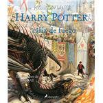 Harry Potter y el cáliz de fuego - Ed Ilustrada