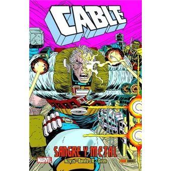 Cable - Sangre y metal