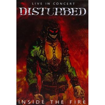 Inside The Fire (DVD)