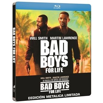 Dos policías rebeldes 3 (Bad Boys for Life) - Steelbook Blu-ray