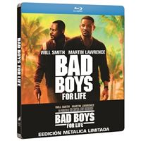 Bad Boys for Life - Steelbook Blu-ray