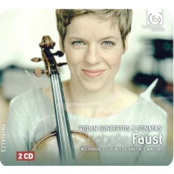 Violin Sonatas And Concertos