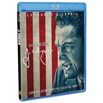J. Edgar - Blu-Ray