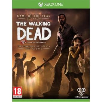 The Walking Dead: Season 1 GOTY Xbox One